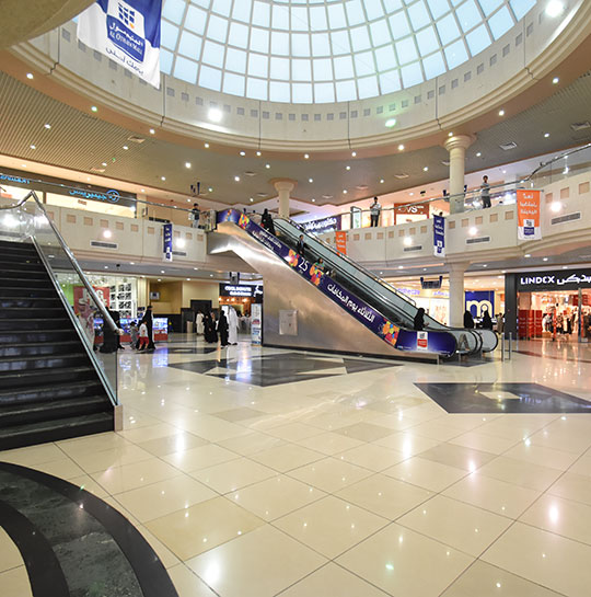 Opening of the 2nd phase of Al Othaim Mall Buraydah
